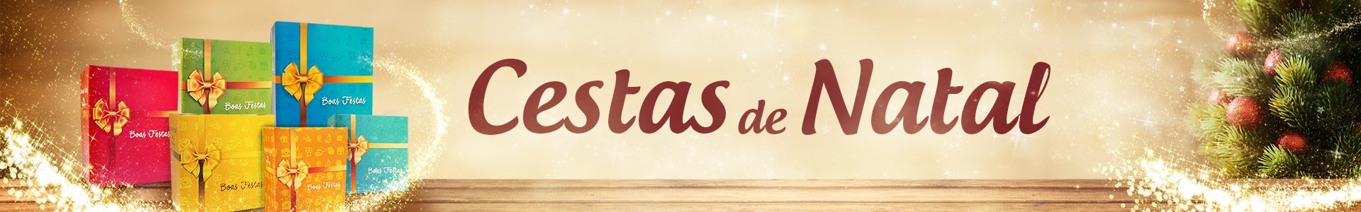Cestas de Natal